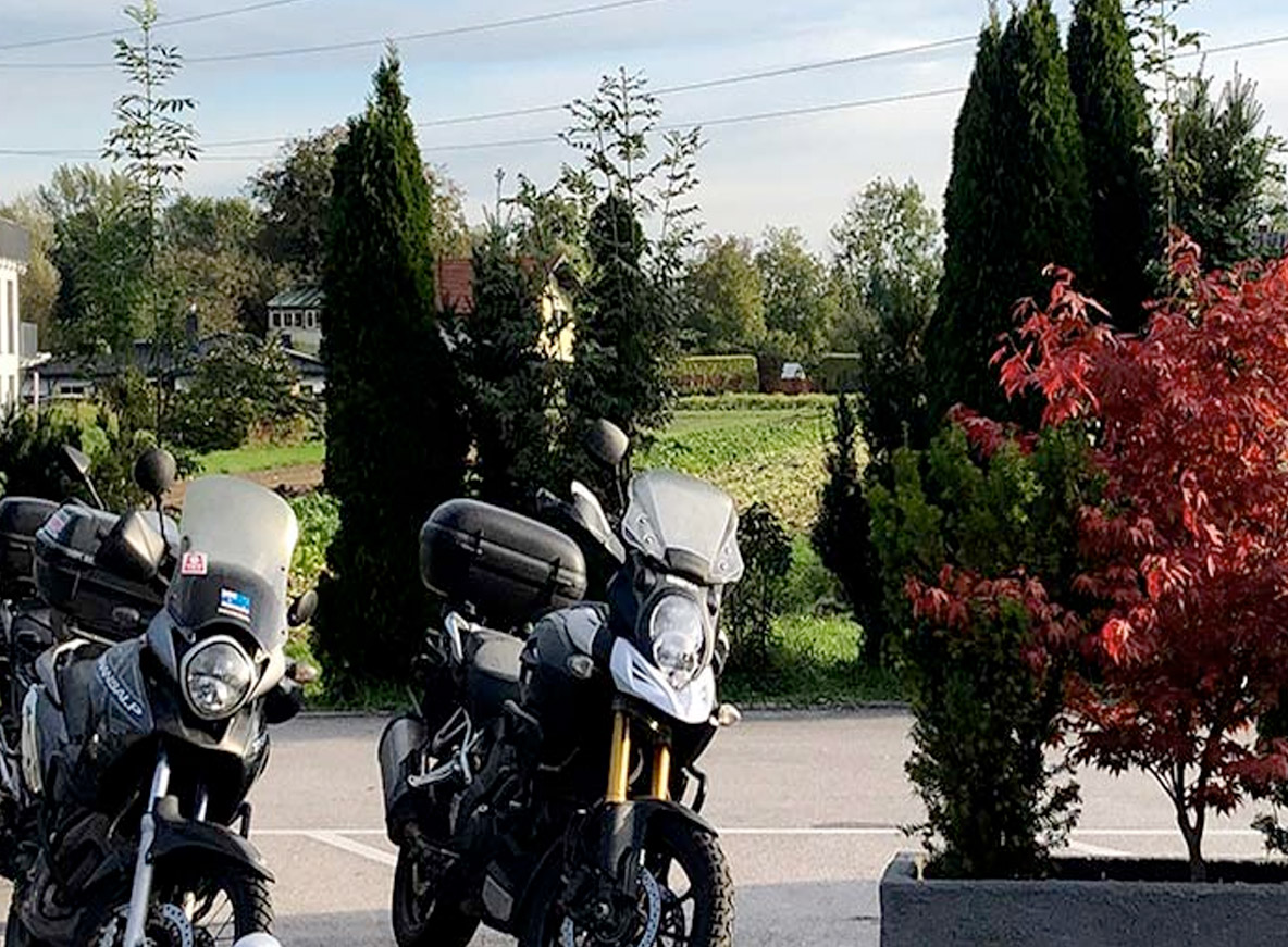 Central Europe Motorcycle Tours